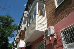 Балкон на улице Мира, г.Тула