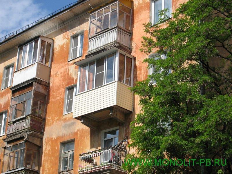За чей счет будет ремонт балконной плиты