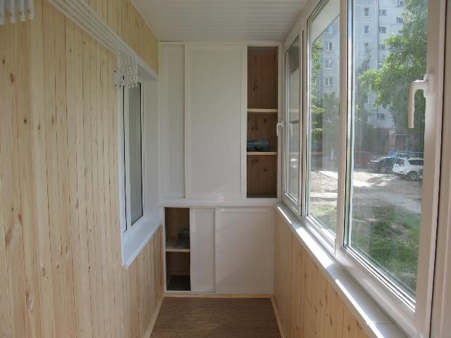 шкаф для лоджии
